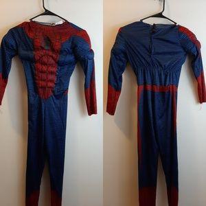 Boys(7-8) Spiderman Custome for Halloween/dress up